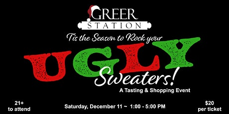 Tis the Season to ROCK your UGLY Sweaters! tickets