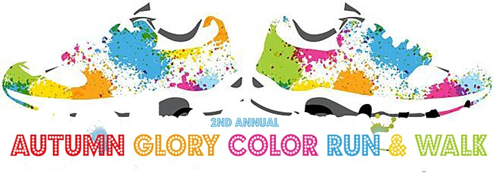 Autumn Glory 3K Color Run & Walk image