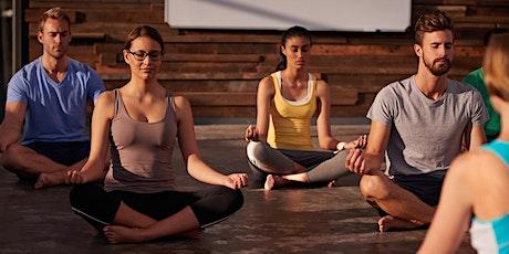 Mental Health: 30-Min Guided Meditation - Breath Awareness tickets