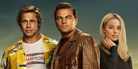Once Upon a Time in Hollywood tickets