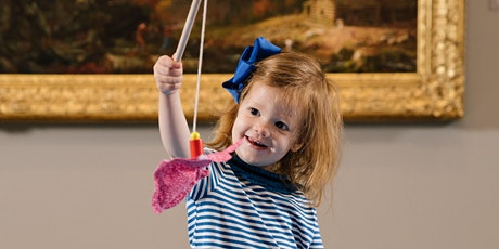 Toddler Studio: Playing with Patterns tickets