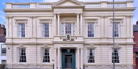 Wavertree Town Hall Ghost Hunt & Dinner tickets