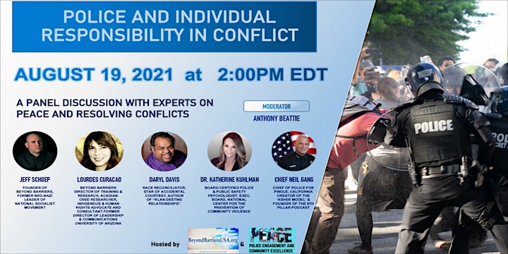 Police and Individual Responsibility in Conflict image