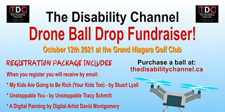 Drone Ball Drop -To Benefit Programs for Persons with Disabilities tickets