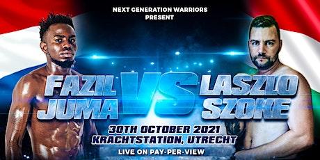 Next Generation Warriors 11 tickets