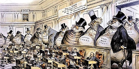 The Antitrust Paradox with The Honorable Douglas H tickets