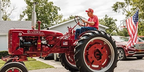 Hadley Homestead Harvest Day  Kick-off!   TRACTOR SHOW tickets