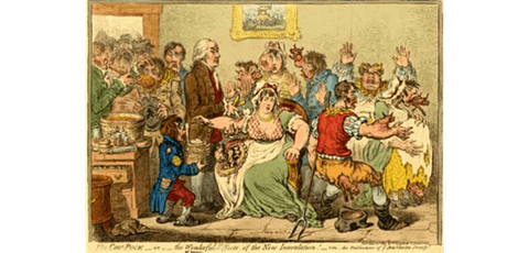 Edward Jenner and Vaccination - Steve Bacon tickets