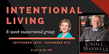 Intentional Living tickets