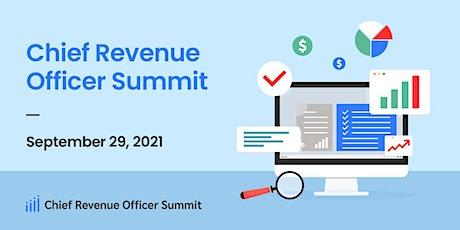 Chief Revenue Officer Summit tickets