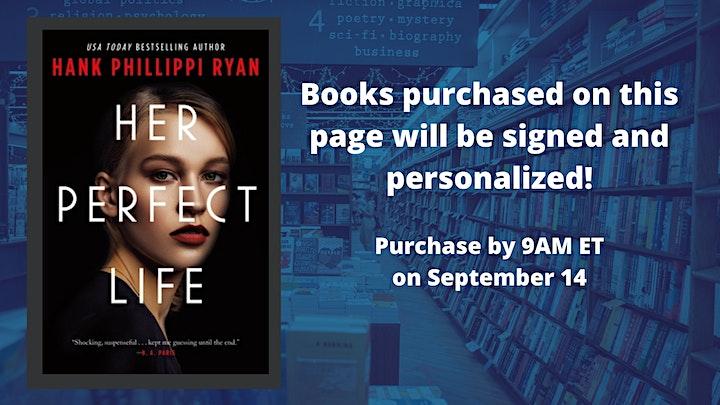 Hank Phillippi Ryan: Her Perfect Life image