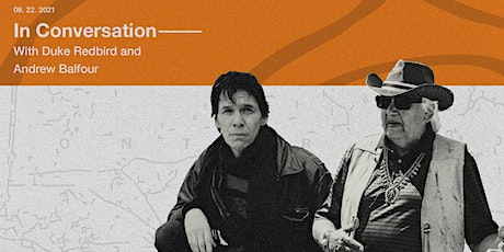 In Conversation with Duke Redbird and Andrew Balfour tickets