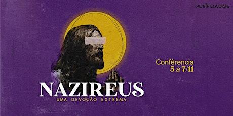 Conferência Purificados - Nazireus ingressos