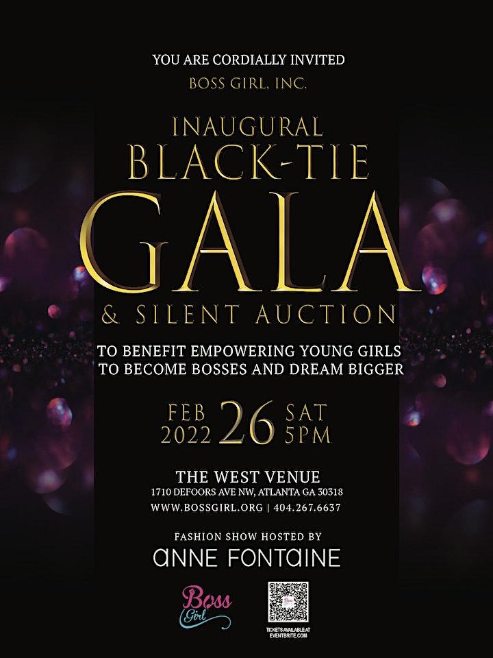 Boss Girl Inaugural Black-Tie Gala image