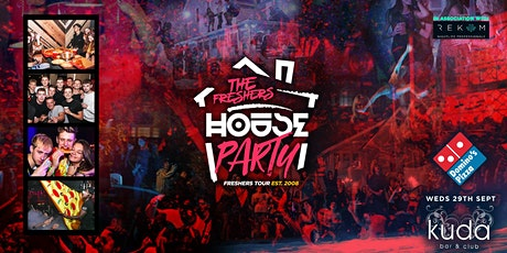 Neon Freshers House Party | York Freshers 2021 tickets