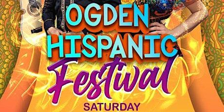 5th Ogden Hispanic Festival 2021 tickets