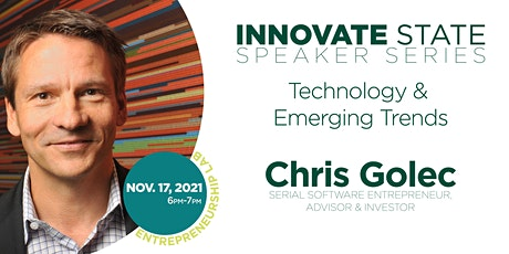 Innovate State: Technology & Emerging Trends tickets