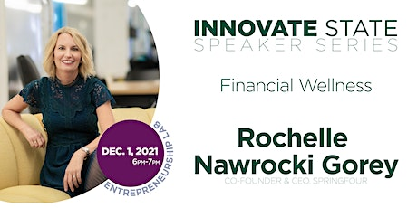 Innovate State: Financial Wellness tickets