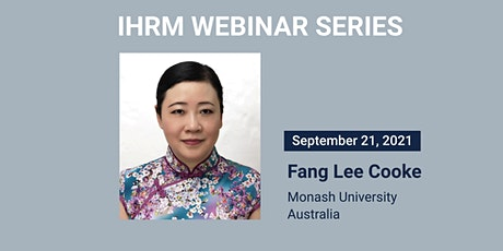 IHRM Webinar: Closer, Stronger, and Brighter -Bringing IB and IHRM together tickets