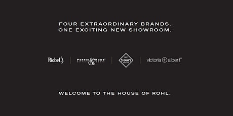 House of Rohl showroom launch event tickets