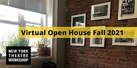 Virtual Open House - Fall 2021 ingressos
