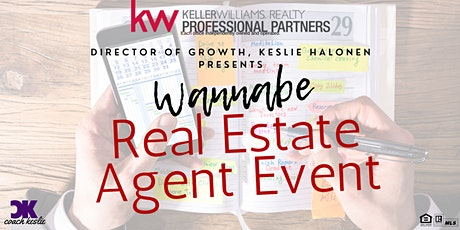 Wannabe Real Estate Agent Event tickets