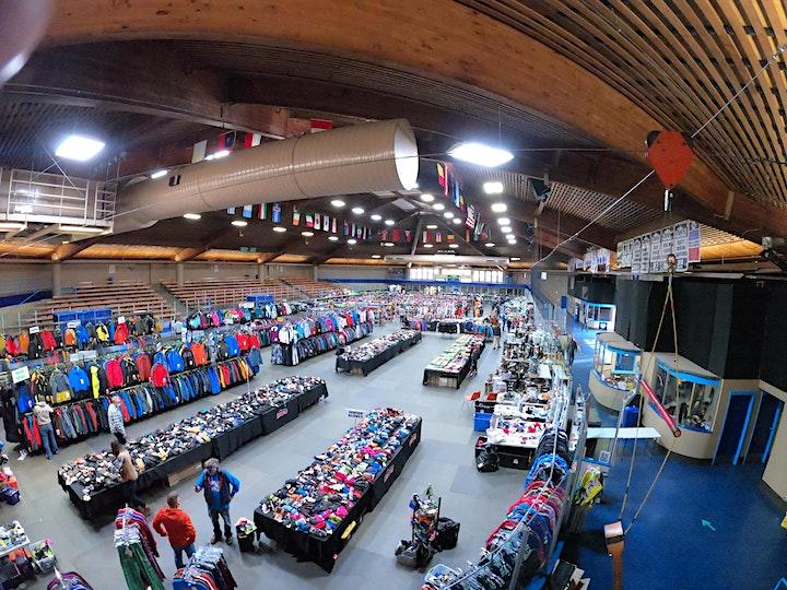 Vail Ski & Snowboard Swap.  Skis, Snowboards, Winter Clothing Sale 2021. image