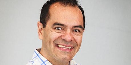 Oscar Garcia - Overcoming Imposter Syndrome / Commanding Executive Presence tickets