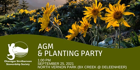 OSSS AGM & Planting Event tickets