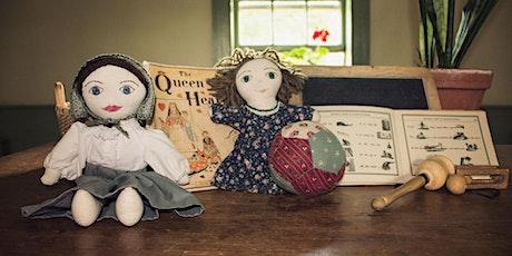 Heirloom Workshop Series: Doll Making tickets