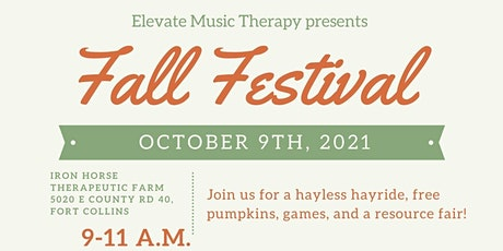 Elevate Music Therapy/IPTA's Fall Festival tickets