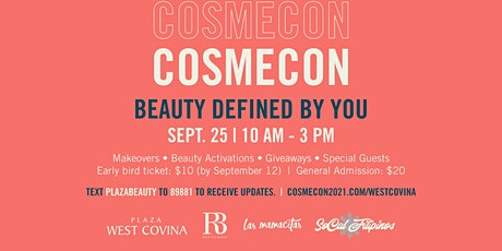 COSMECON - WEST COVINA tickets