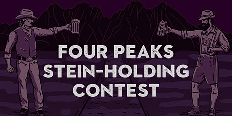 Four Peaks Stein-Holding Contest 2021 tickets