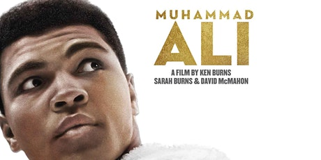 Ken Burns' Muhammad Ali -Discussion on Racism, Materialism, and Militarism tickets