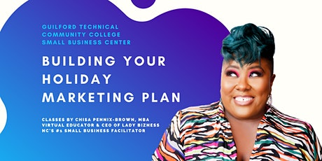 Building Your Holiday Marketing Plan tickets