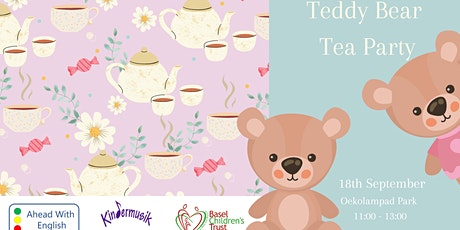 BCT Teddy Bear Tea Party Tickets