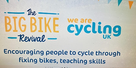 Cycling UK Big Bike Revival - hosted by Horwich Ride Social tickets