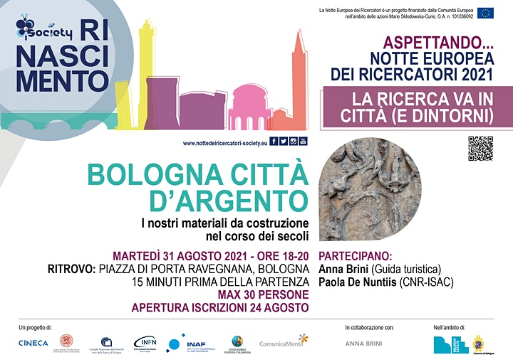 Immagine Bologna città d'argento.
