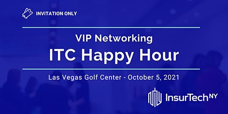 ITC VIP Happy Hour tickets