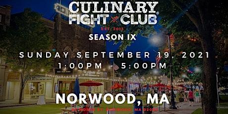 The Street Food Showdown - Norwood, MA tickets