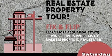 Saturday Property Tour (WA) tickets