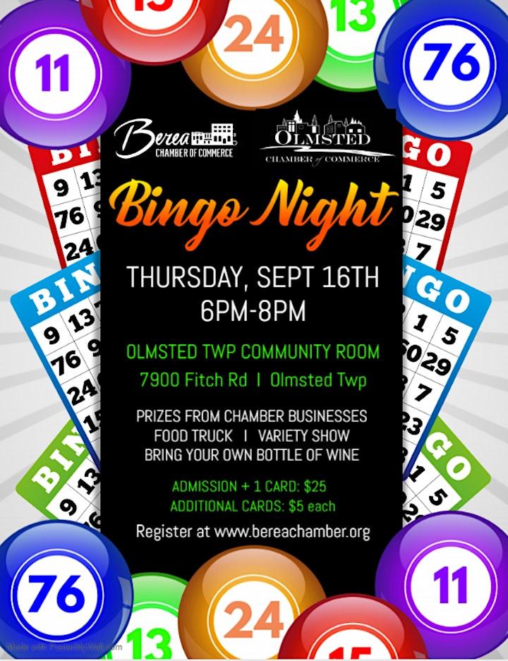 Bingo Night & Variety Show image