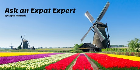 Ask an Expat Expert : Life in The Netherlands Q&A tickets