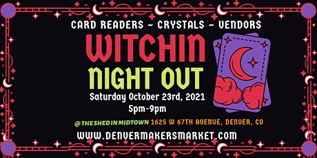Witchin Night Out tickets