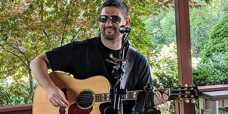 An Acoustic Evening with AJ Tetzlaff @ Freedom Run Winery tickets