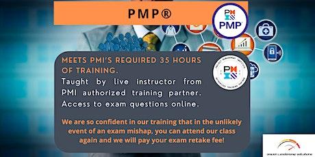 PMP Exam Prep tickets