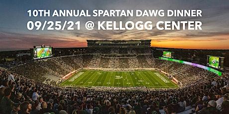 Spartan Dawg Dinner tickets