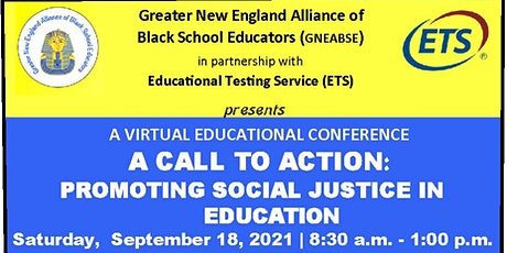 A  Call to Action: Promoting Social Justice in Education tickets