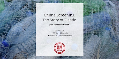 Online Screening: The Story of Plastic [Neuer Termin: 29.09.2021] Tickets