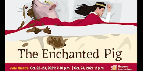 The Enchanted Pig: A Musical Tale by Jonathan Dove & Alasdair Middleton tickets